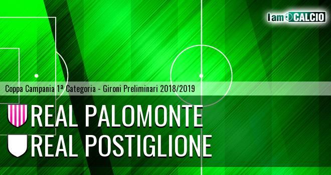 Pro Colliano - Polisportiva Real Palomonte