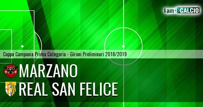 Marzano - Real San Felice