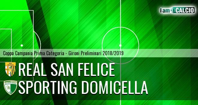 Real San Felice - Sporting Domicella
