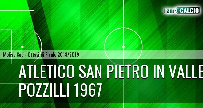 Atletico San Pietro in Valle - Pozzilli 1967