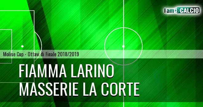 Fiamma Larino - Masserie La Corte