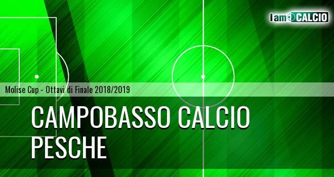 Campobasso Calcio - Pesche