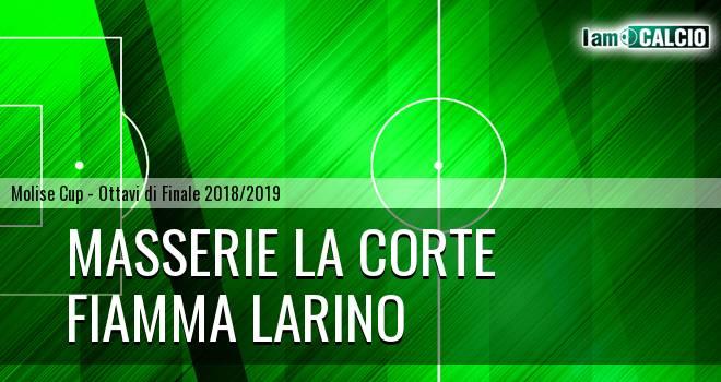 Masserie La Corte - Fiamma Larino