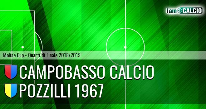 Campobasso Calcio - Pozzilli 1967