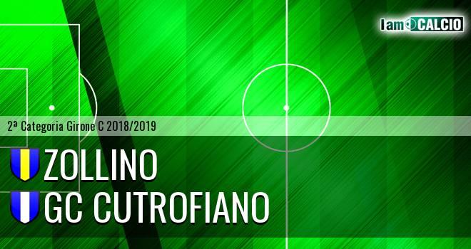 Zollino - GC Cutrofiano
