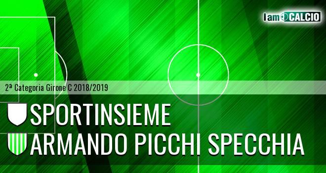 Sportinsieme - Armando Picchi Specchia