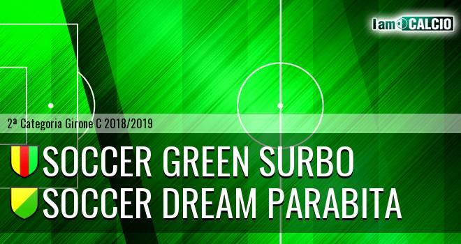 Soccer Green Surbo - Soccer Dream Parabita