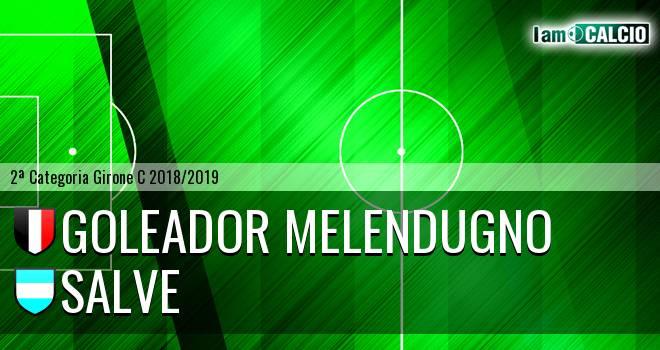 Goleador Melendugno - Salve