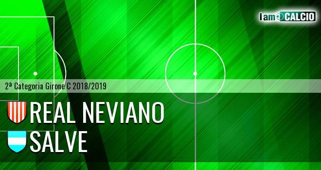 Real Neviano - Salve
