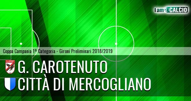 G. Carotenuto - Teora