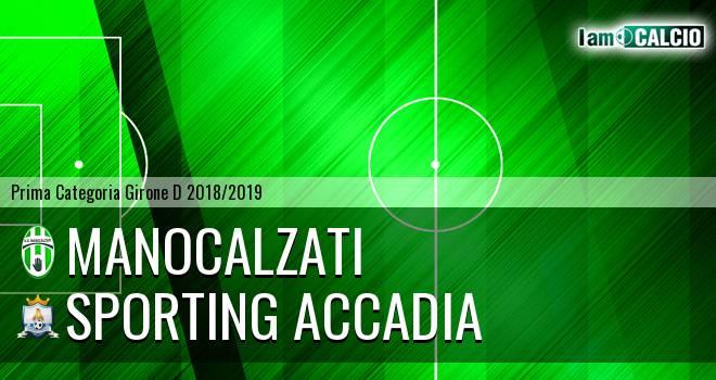 Manocalzati - Sporting Accadia