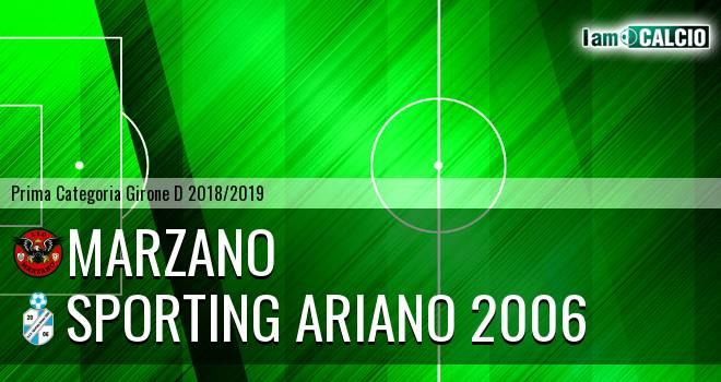 Marzano - Sporting Ariano 2006