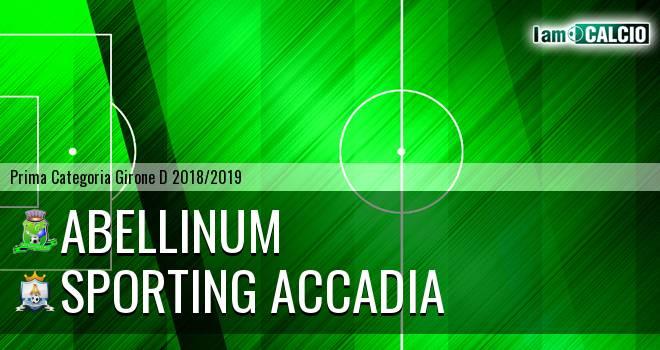 Abellinum - Sporting Accadia