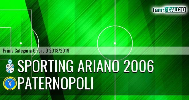 Sporting Ariano 2006 - Paternopoli