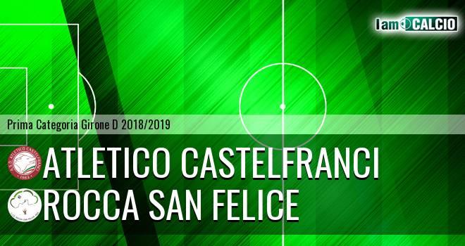 Atletico Castelfranci - Rocca San Felice