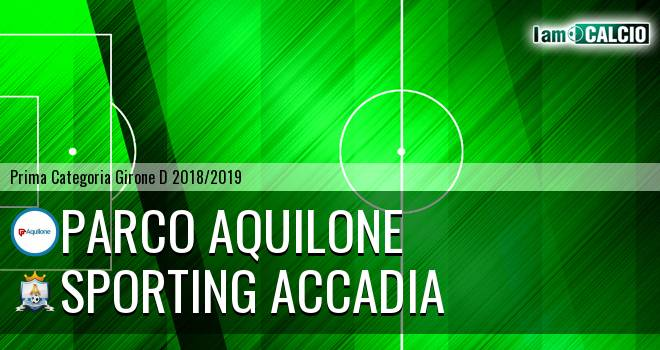 Parco Aquilone Cesinali - Sporting Accadia