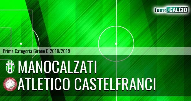 Manocalzati - Atletico Castelfranci