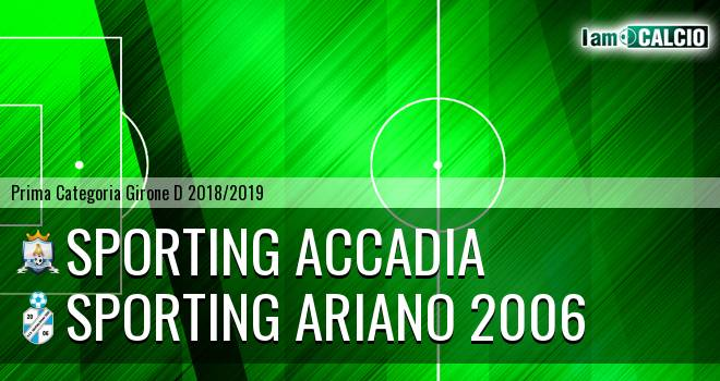 Sporting Accadia - Sporting Ariano 2006
