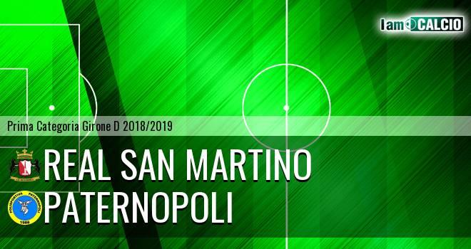 Real San Martino - Paternopoli