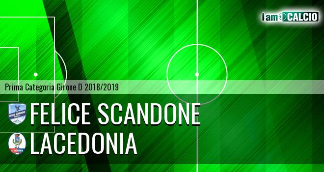 Felice Scandone - Lacedonia