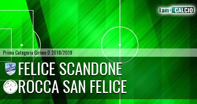 Felice Scandone - Rocca San Felice
