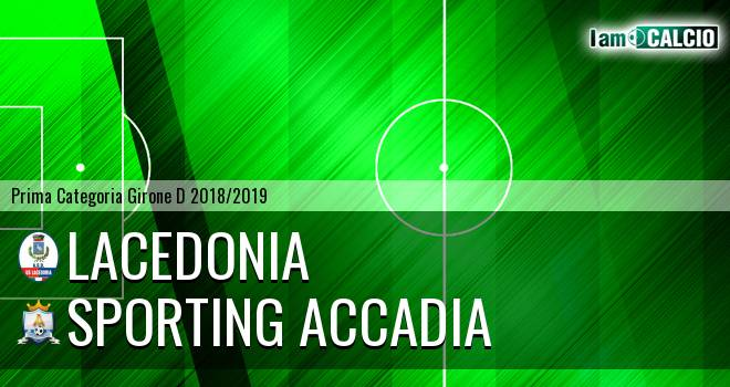 Lacedonia - Sporting Accadia