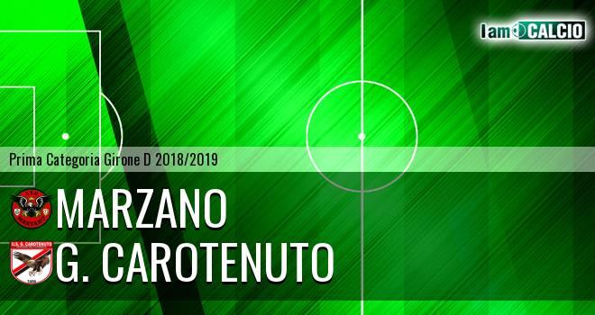 Marzano - G. Carotenuto