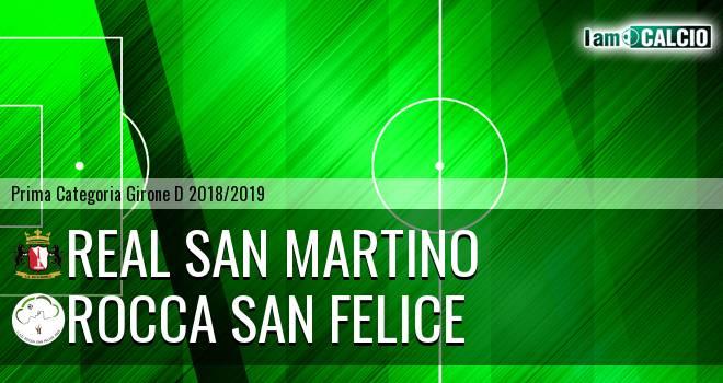 Real San Martino - Rocca San Felice