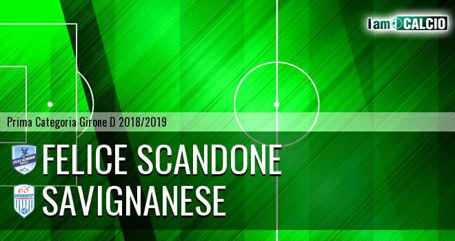 Felice Scandone - Savignanese
