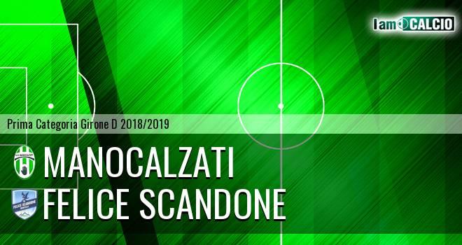 Manocalzati - Felice Scandone