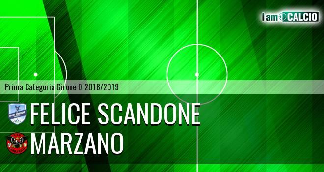 Felice Scandone - Marzano