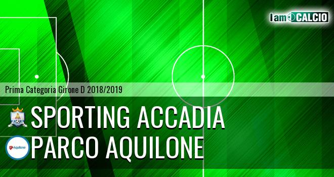 Sporting Accadia - Parco Aquilone