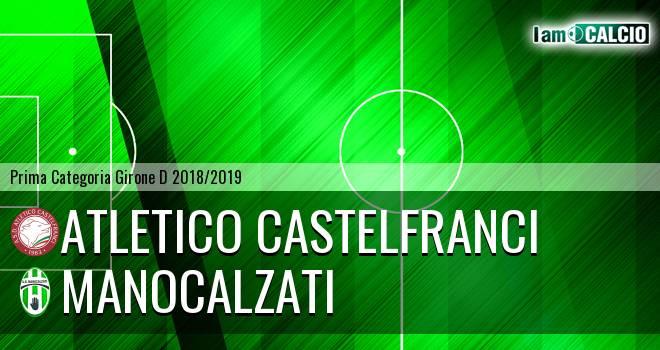 Atletico Castelfranci - Manocalzati