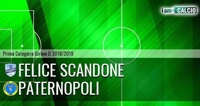 Felice Scandone - Paternopoli