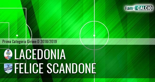 Lacedonia - Felice Scandone