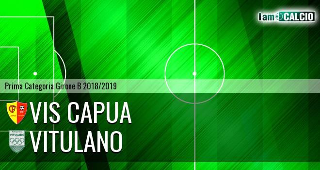 Vis Capua - Vitulano