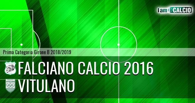 Falciano Calcio 2016 - Vitulano