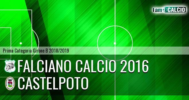 Falciano Calcio 2016 - Castelpoto
