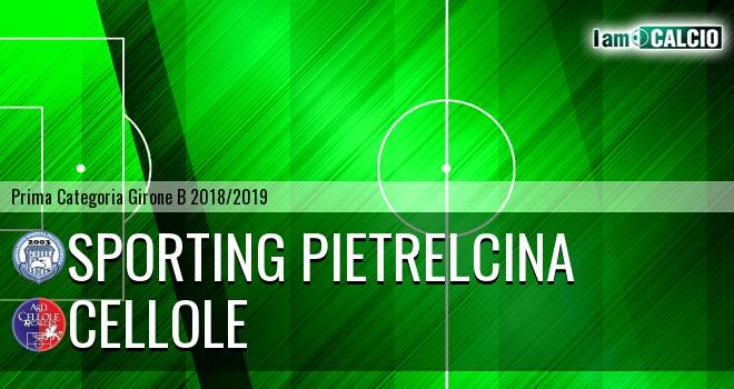 Sporting Pietrelcina - Cellole