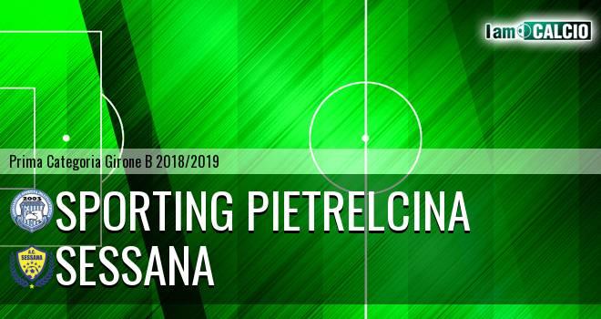 Sporting Pietrelcina - Sessana
