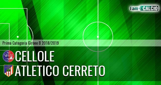 Cellole - Atletico Cerreto