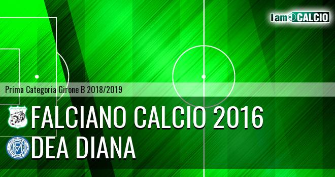 Falciano Calcio 2016 - Dea Diana
