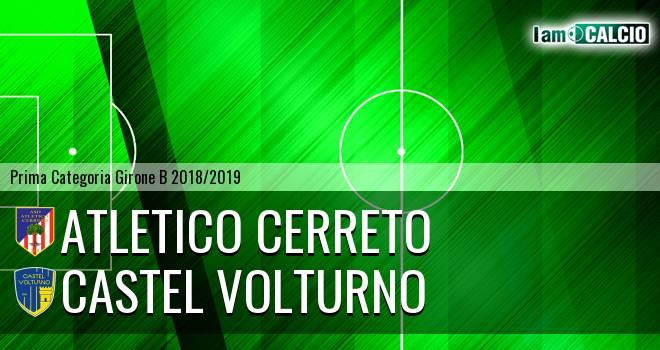 Atletico Cerreto - Castel Volturno