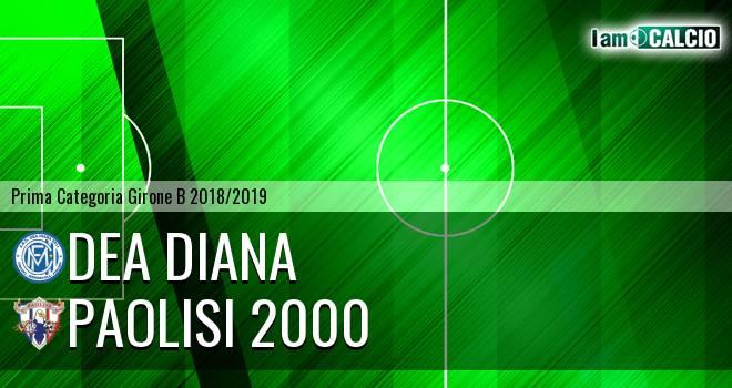 Dea Diana - Paolisi 2000