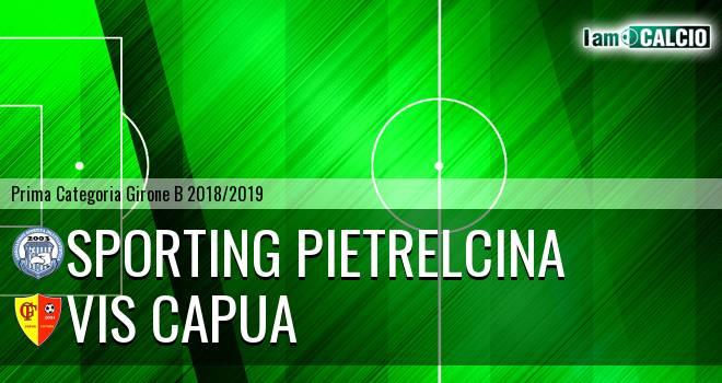Sporting Pietrelcina - Vis Capua