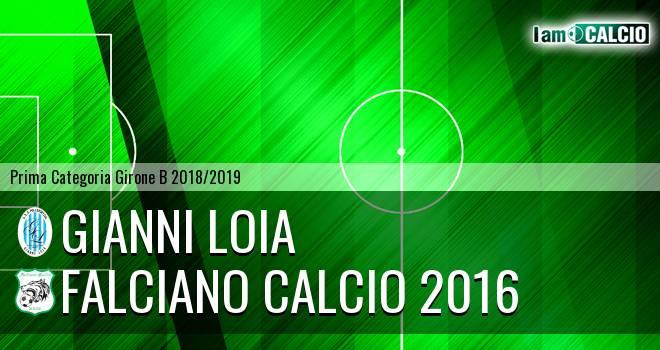 Gianni Loia - Falciano Calcio 2016