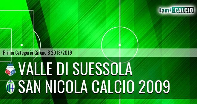 Valle di Suessola - San Nicola Calcio 2009