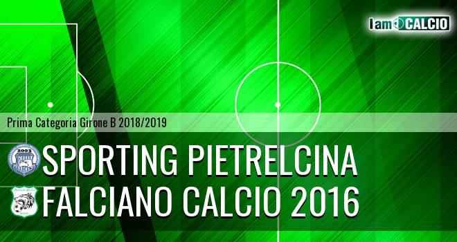 Sporting Pietrelcina - Falciano Calcio 2016