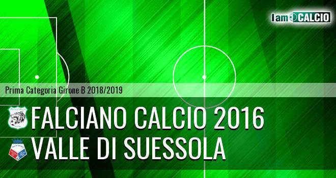 Falciano Calcio 2016 - Valle di Suessola