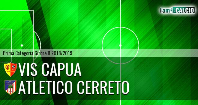 Vis Capua - Atletico Cerreto